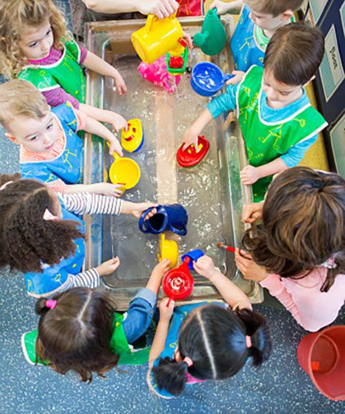 Aqua Play at Nursery